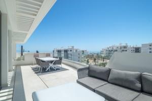 Penthouse Sprzedaż Nieruchomości w Hiszpanii in El Higueron, Benalmádena, Málaga, Hiszpania