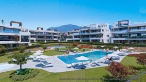 Apartment Sprzedaż Nieruchomości w Hiszpanii in Cancelada, Estepona, Málaga, Hiszpania