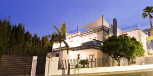 Villa for sale in Guadalmina Alta, Marbella, Málaga, Spain