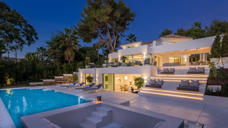 Property by night