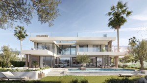 816999 - Detached Villa For sale in Cancelada, Estepona, Málaga, Spain