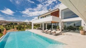 Detached Villa for sale in La Alquería, Benahavís, Málaga, Spain