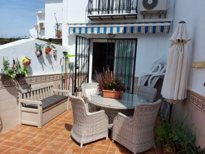 Duplex townhouse for sale in Nerja, Málaga, Spain