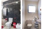 Bathroom & guest toilet