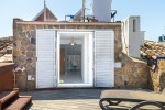 Access to roof terrace