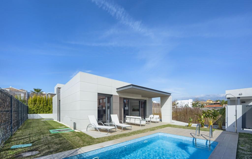 Terrace & pool