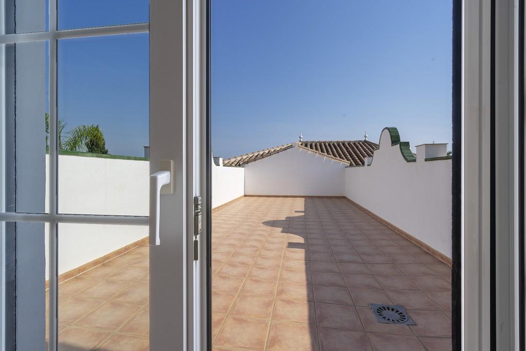 Private terrace bedroom 7