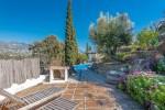 Sun terrace pool