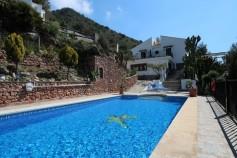 749651 - Country Home for sale in Frigiliana, Málaga, Spain