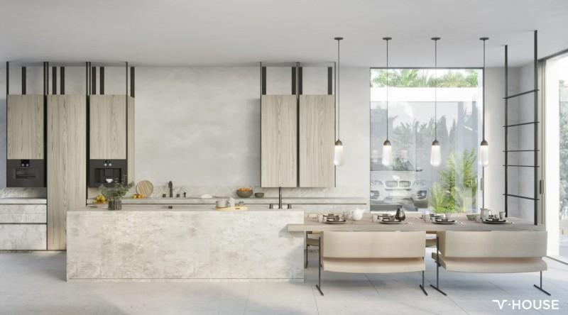 132VH kitchen-1