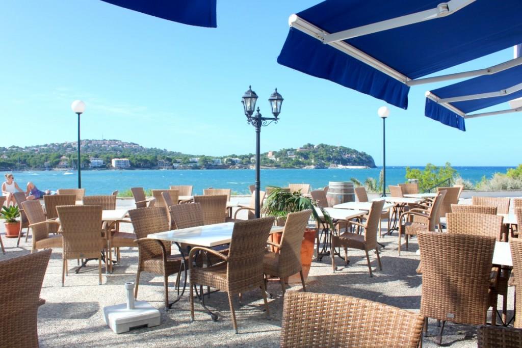 711488 bar restaurante en venta en santa ponsa calvi for Restaurante jardin mallorca
