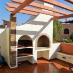 bbq top terrace