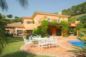 Detached 5 bedroom villa in La Zagaleta