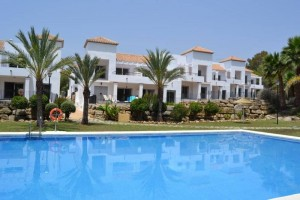 Brand new contemporary apartments in Aloha, Nueva Andalucia.