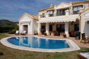 Lovely 5 Bed Family home in El capitán, Benahavís.