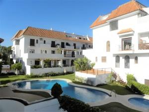 Wonderful 3 bed duplex, Golden Mile, Marbella