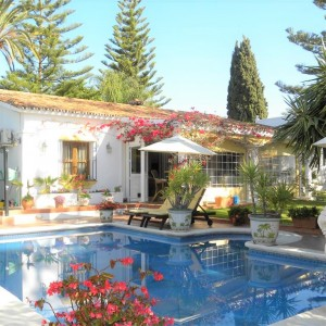 Beautiful Villa one 1 level in San Pedro Alcantara