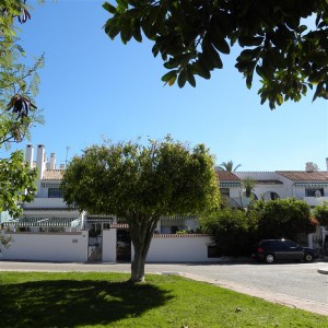 Family townhouse beachside of San Pedro Alcantara