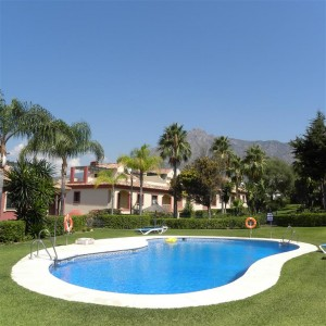 Beautiful 4 bed family home in Nagueles, Marbella