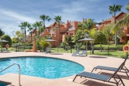3 bed apartment with sea and golf views in sotoserena, New Golden Mile