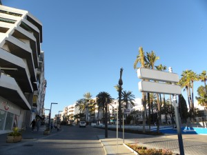 Shop in heart of San Pedro Alcantara