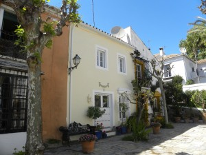 Beautiful townhouse in La Virginia, off Golden Mile of Marbella