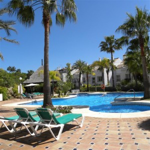 Beautiful 4 bed townhouse in Nagueles, Marbella