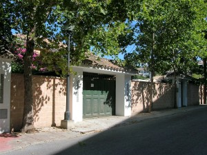 Detached villa close to golf in Nueva Andalucia
