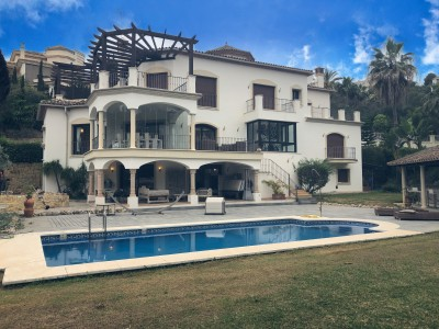 811217 - Detached Villa For sale in Los Arqueros, Benahavís, Málaga, Spain