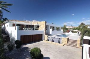 Detached Villa for sale in Guadalmina Alta, Marbella, Málaga, Spain