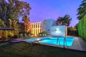 Detached Villa for sale in Nueva Andalucía, Marbella, Málaga, Spain