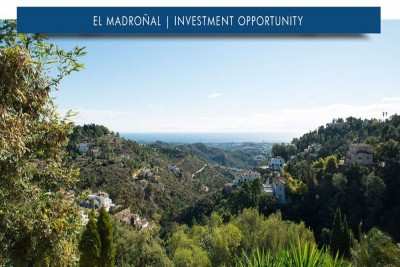 748879 - Plot For sale in Benahavís, Málaga, Spain