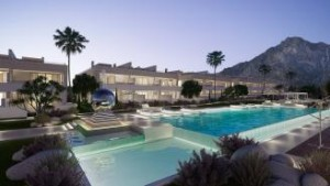 New built villas in Marbella