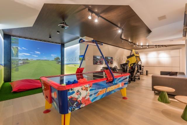 Kids game room 2