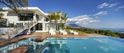 782683 - Detached Villa For sale in La Zagaleta, Benahavís, Málaga, Spain