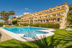 CA247 - Studio Apartment For sale in Elviria Playa, Marbella, Málaga, Spain