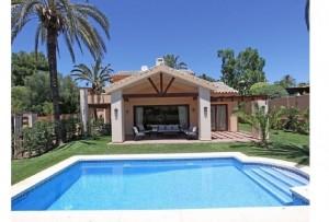 Detached Villa for sale in Marbesa, Marbella, Málaga, Spain