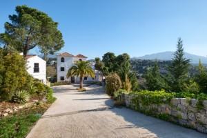 Detached Villa for sale in El Madroñal, Benahavís, Málaga, Spain