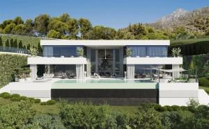 802059 - Detached Villa For sale in Marbella, Málaga, Spain