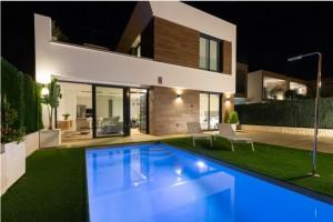 Villa Sprzedaż Nieruchomości w Hiszpanii in El Campello, Alicante, Hiszpania