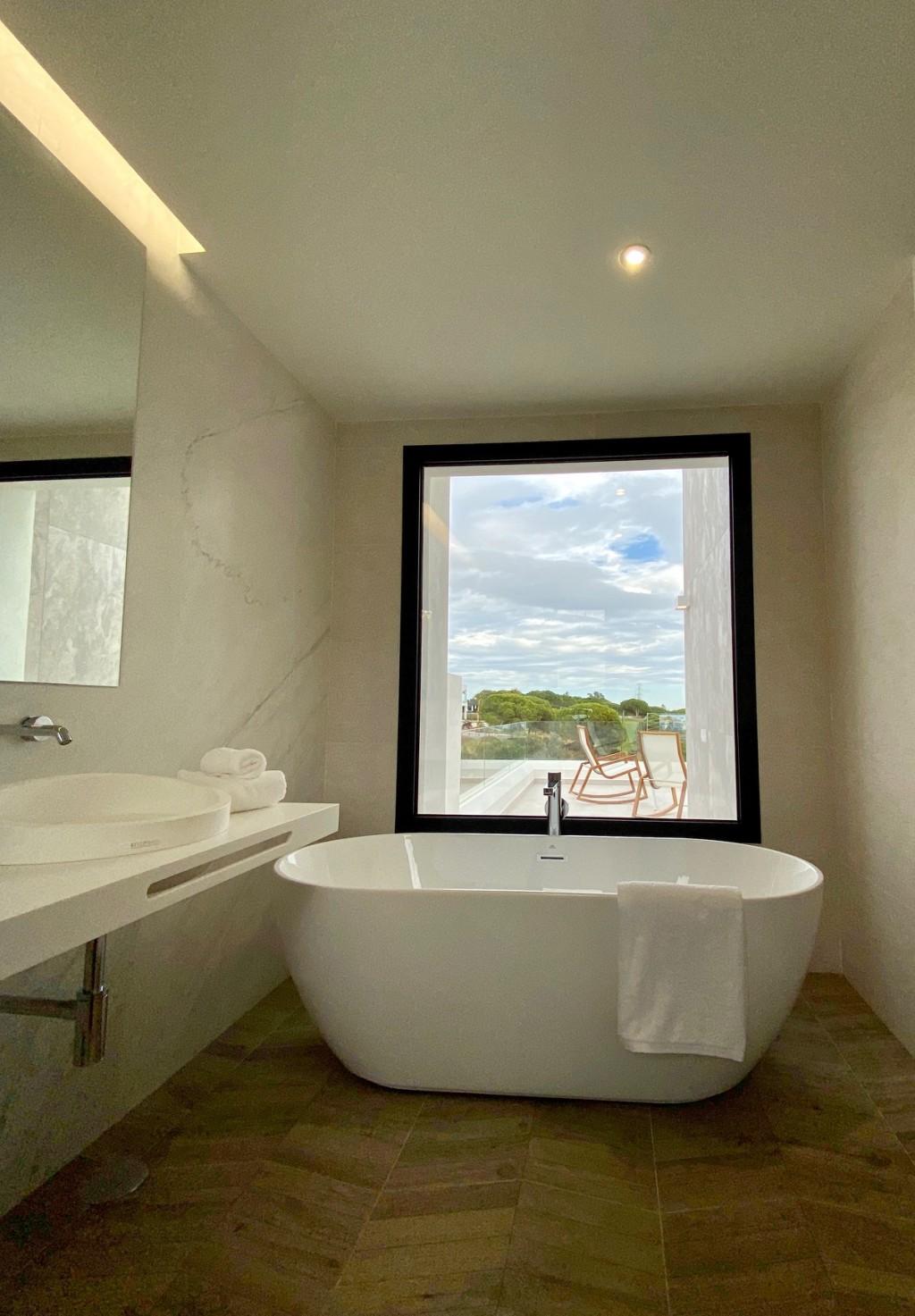 Luxusni koupelna Marbella