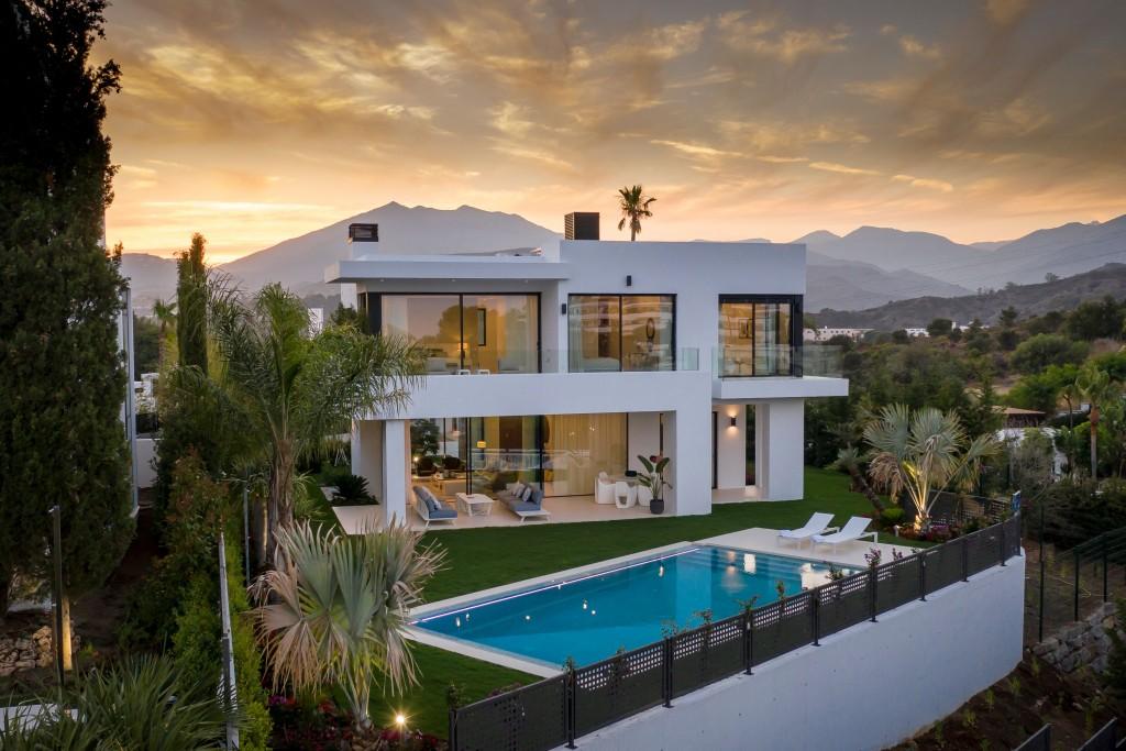 Luxusni vila u more Marbella