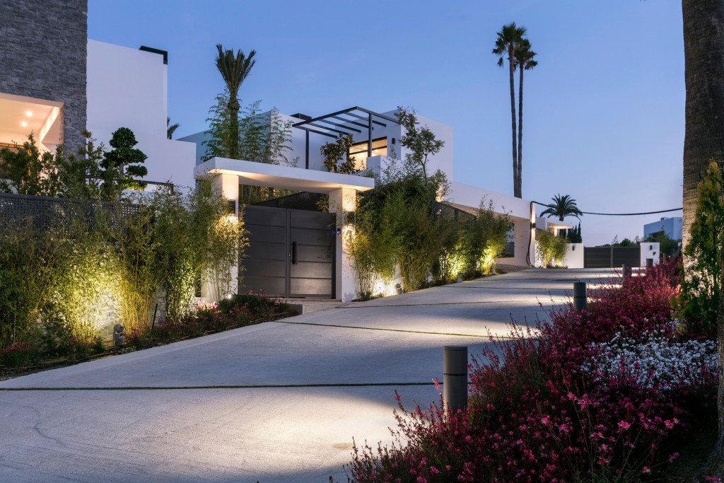 Moderni developersky projekt Marbella