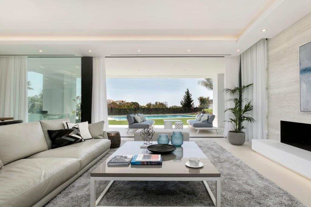 Interier design luxusni nemovitost Marbella