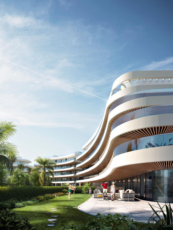 Plazovy rezidencni komplex Costa del Sol