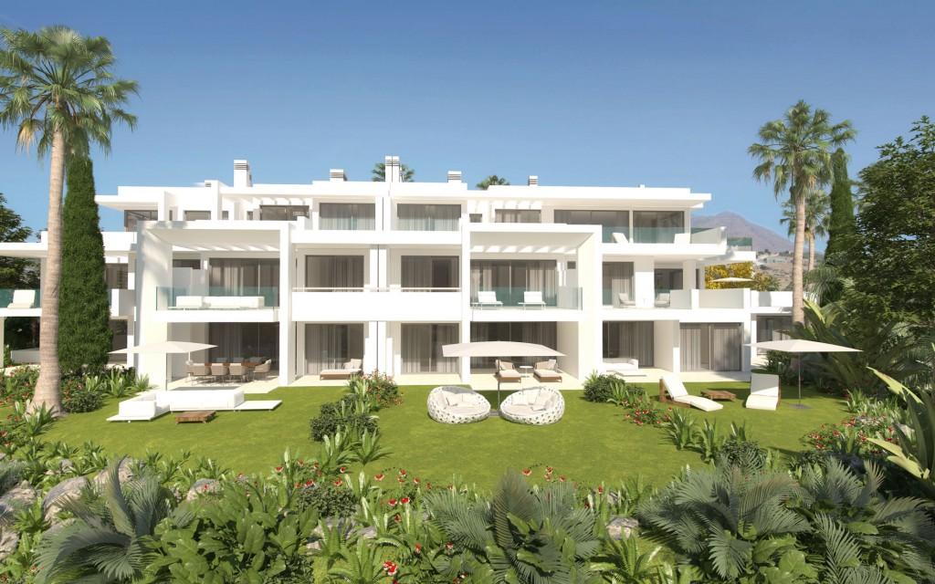 Rezidencni projekt apartmanu Casares exterier
