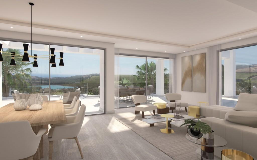Developersky projekt Slunecni pobrezi Casares interier