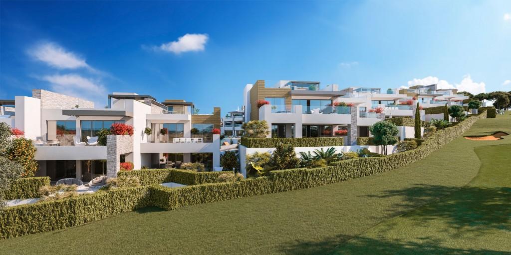 Moderni apartmany Costa del Sol