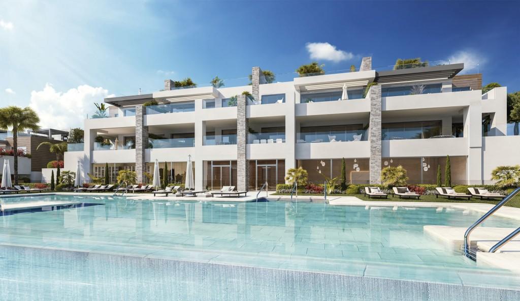 Moderni projekt Costa del Sol