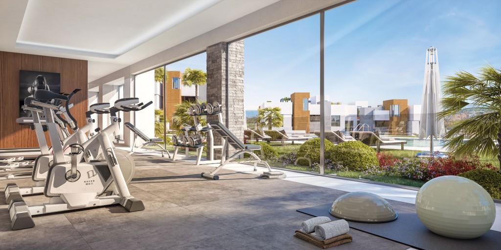Rezidencni projekt Gym